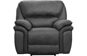 Gordon Gray Fabric Reclining Chair