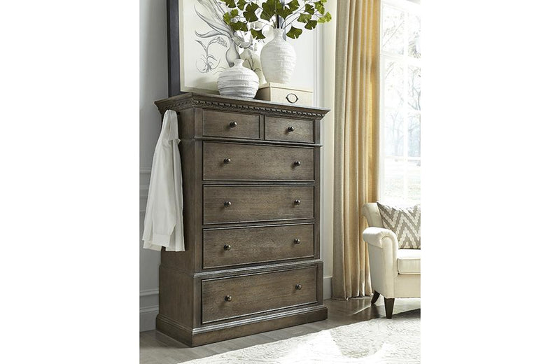 Belle Maison 5 Drawer Chest