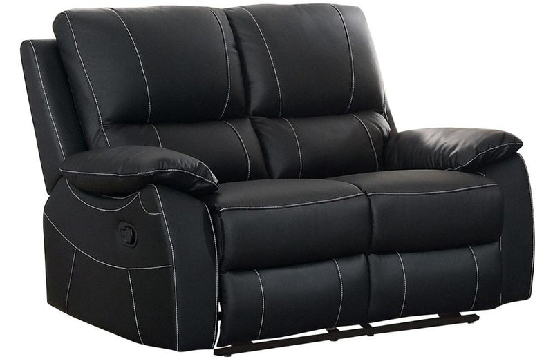 David Black Sofa Set