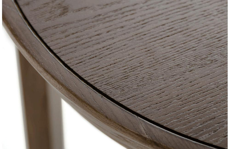 Olenna Modern Walnut Side Table