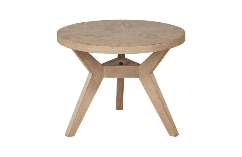 Lucien Round End Table