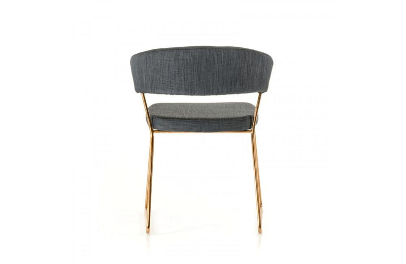 Ashland Modern Dining Chair Gray