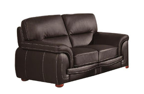 Varvara Loveseat Black