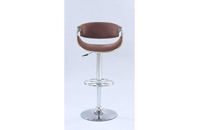 Savannah Pneumatic Stool Brown