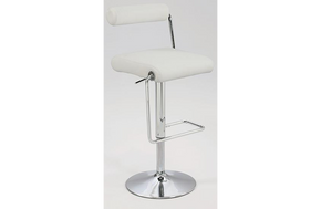 Jacob Swivel Stool White