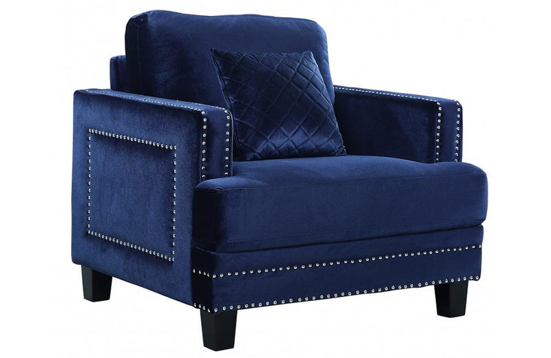 Cliff Navy Chair