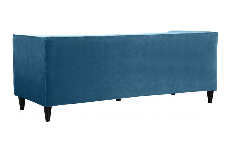 Beech Light Blue sofa