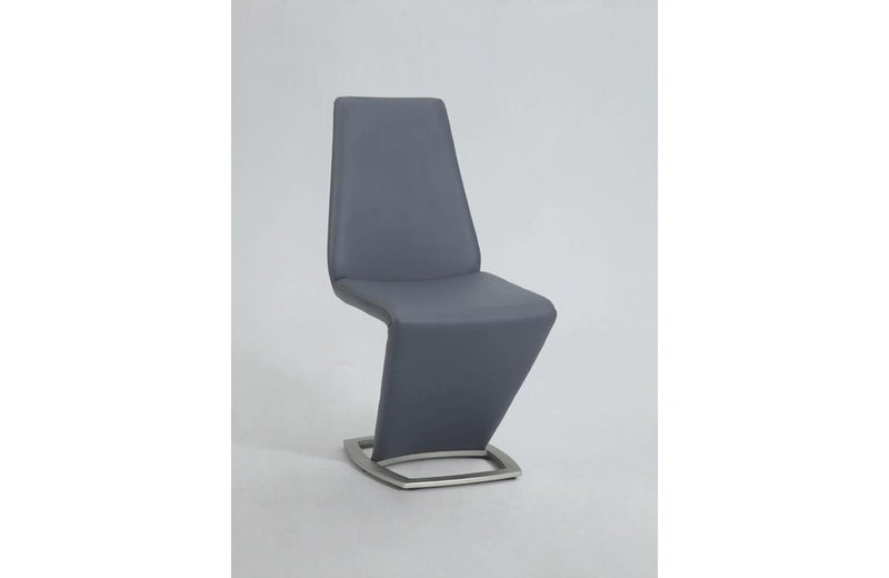 Abby Dining Chair Gray