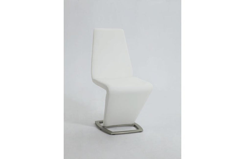 Abby Dining Chair White