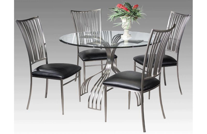 Barbara 5 PC Dining Set