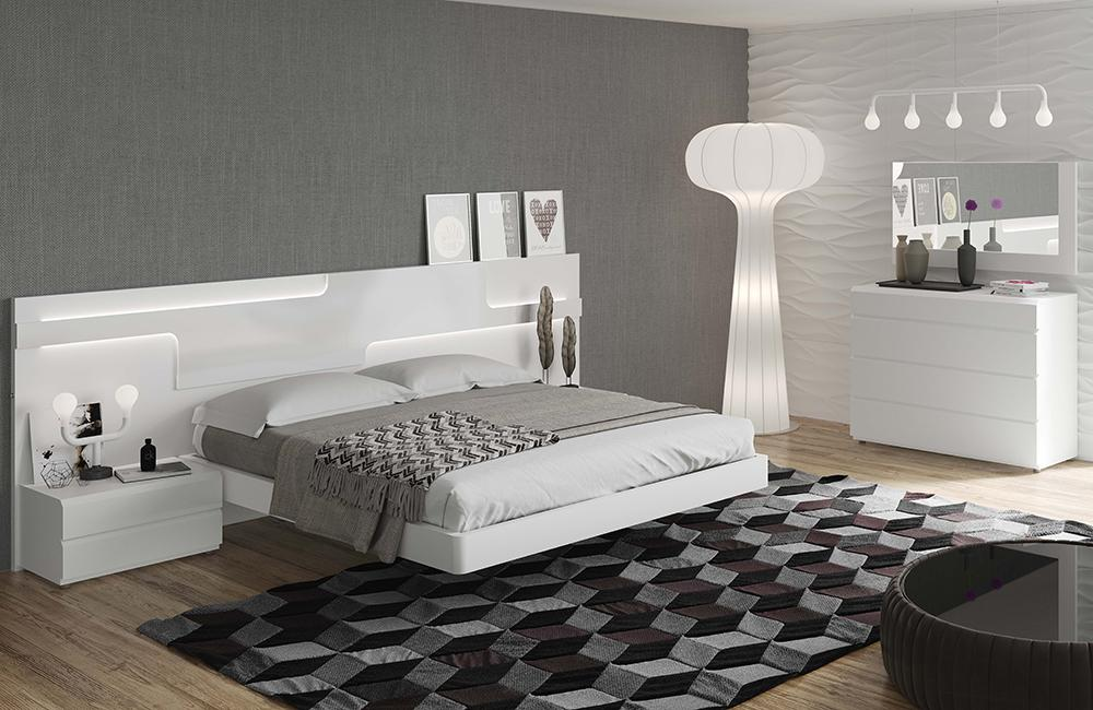 Modern Bedroom Sets - Buy in a modern furniture store ...