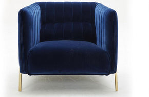 Joss Blue Chair
