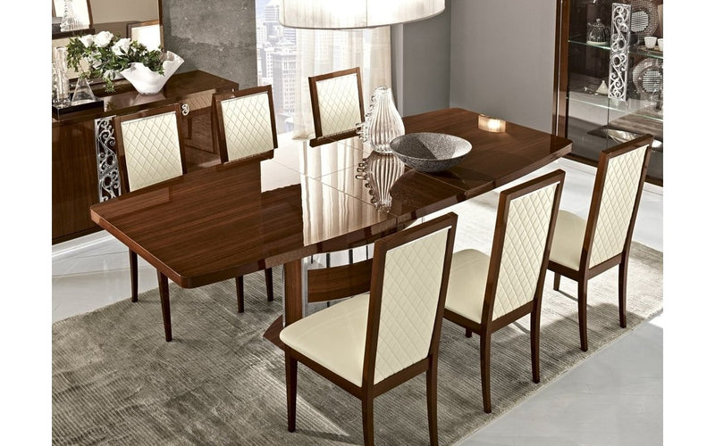 Dining Room Set Roma Walnut