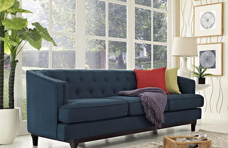 Avery Modern Upholstered Sofa