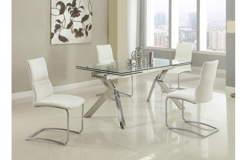 Amedeo and Pio 5 PC Dining Set