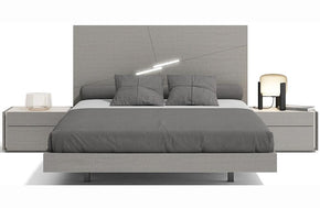 Ives Grey Bed