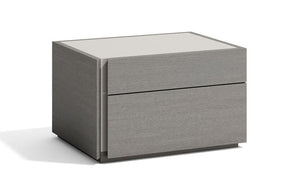 Romilly Grey Nightstand