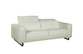 Giadia Modern Leather Sofa