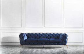 Richard Blue Sofa