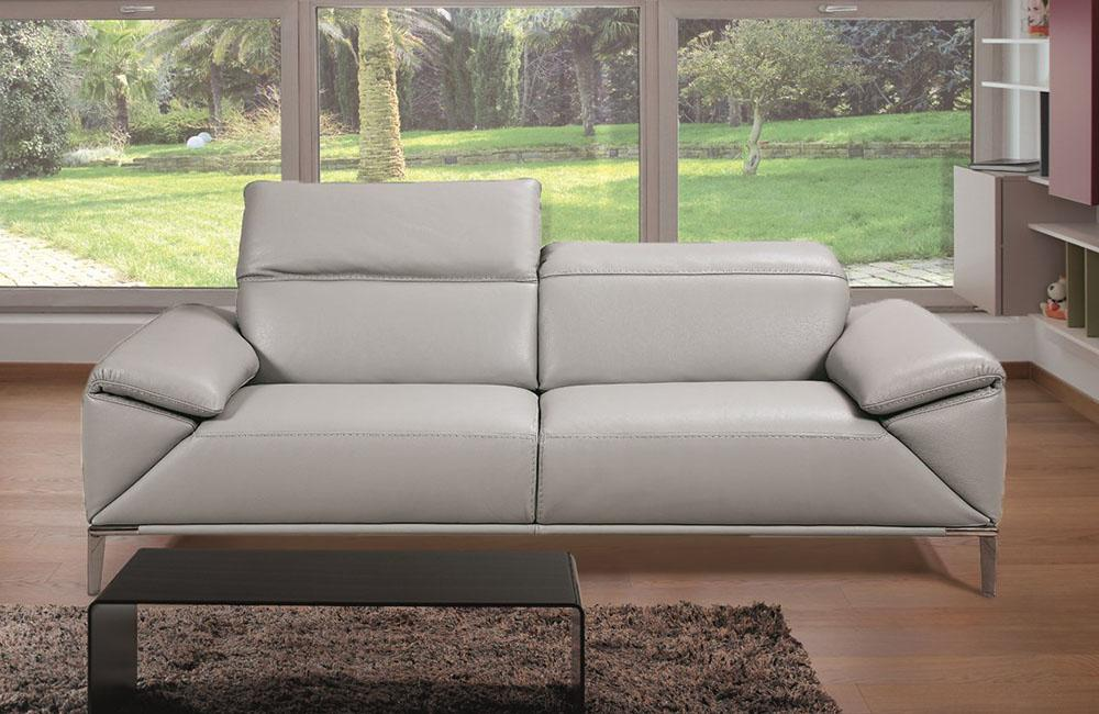 Outstanding Greta Modern Leather Loveseat Buy Online In Store Onthecornerstone Fun Painted Chair Ideas Images Onthecornerstoneorg