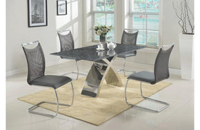 Abasi and Egidio 5 PC Dining Set