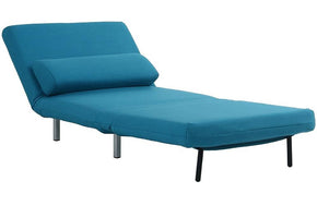 Samantha Sofa Bed Teal