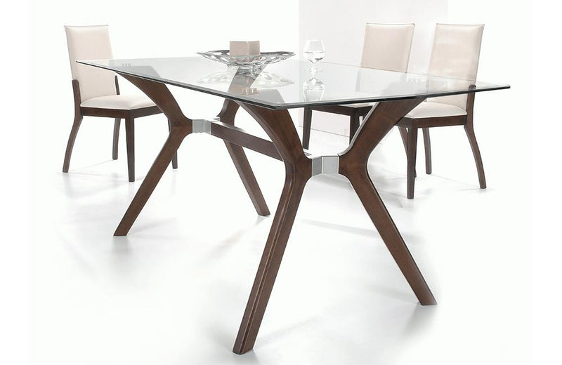 Drago Rectangle 5 PC Dining Set