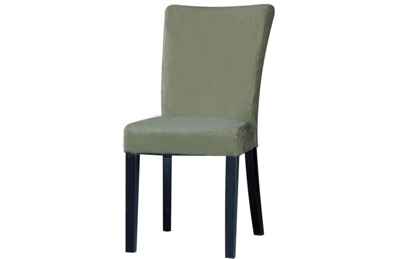 Damla Side Chair Green