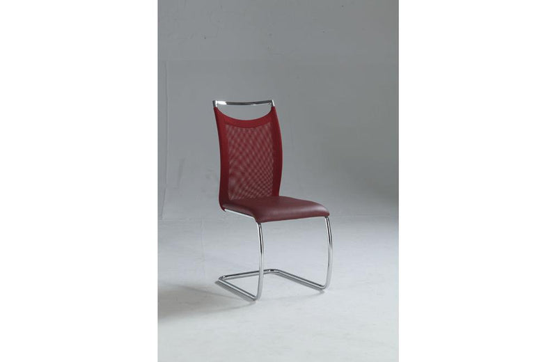 Egidio Dining Chair Red