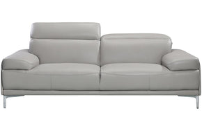 Joseph Light Grey Sofa
