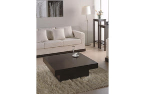 Kalonice Square Storage Coffee Table