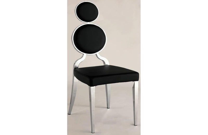 Fay Side Chair Black