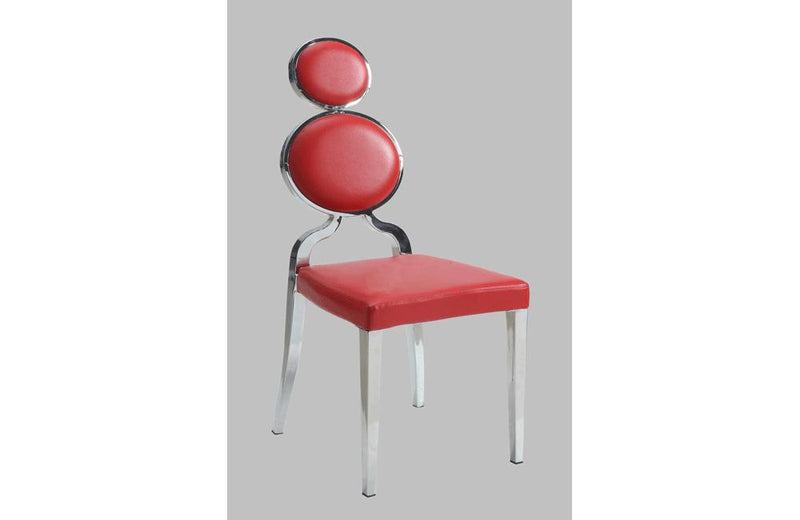 Fay Side Chair Red