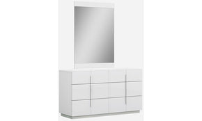 Clemency White Dresser