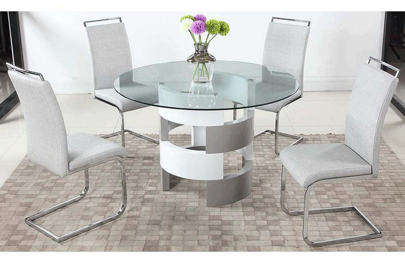 Tommaso 5 PC Dining Set