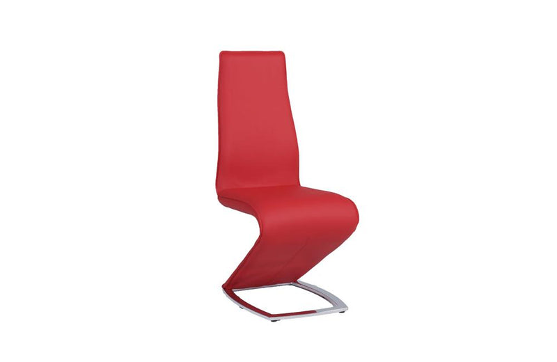 Ilaria Dining Chair Red