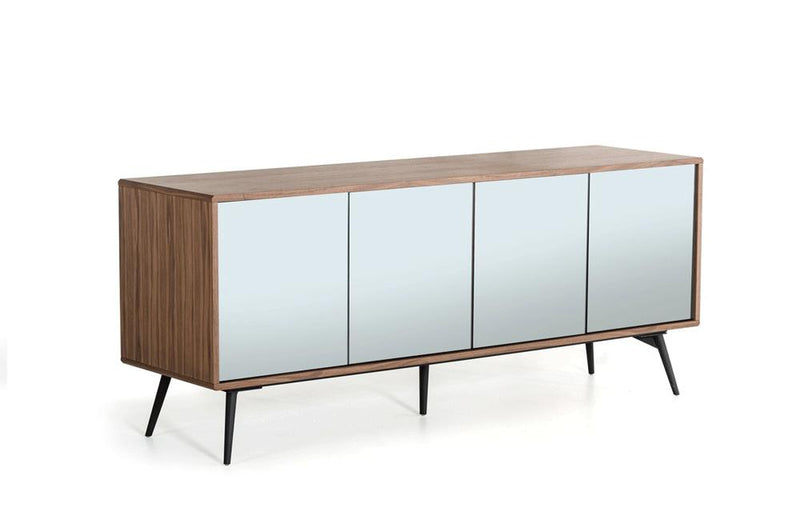 Kennedy Modern Walnut Buffet