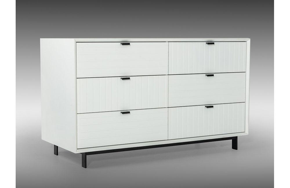 white bedroom dresser