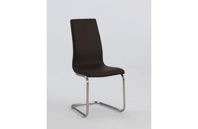 Como Dining Chair Brown