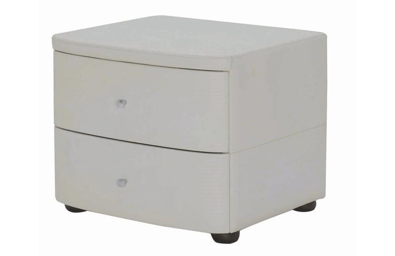 Callia 2 Drawer Nightstand