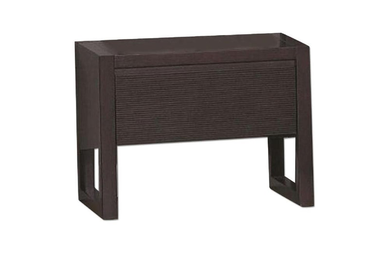 Berdine 2 Drawer Nightstand