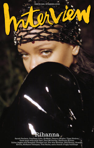 "Interview #526: <br>""Rihanna,""<br> Summer 2019 - COVER #2"