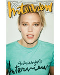 "INTERVIEW #528:  ""KATE McKINNON,"" FALL 2019 - 50TH ANNIVERSARY ISSUE"