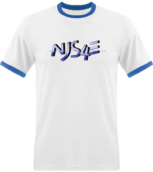 Classic NJS4E  (New Jack Swing 4Ever) T-shirt (Official) - Njs4ever.com