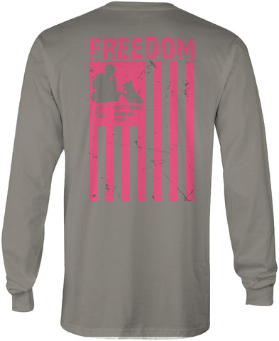 1st Foundation Pink Long Sleeve