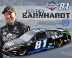 2019 Jeffrey Earnhardt Hero Card
