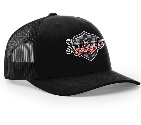 XCI Racing Trucker Mesh Snapback Hat