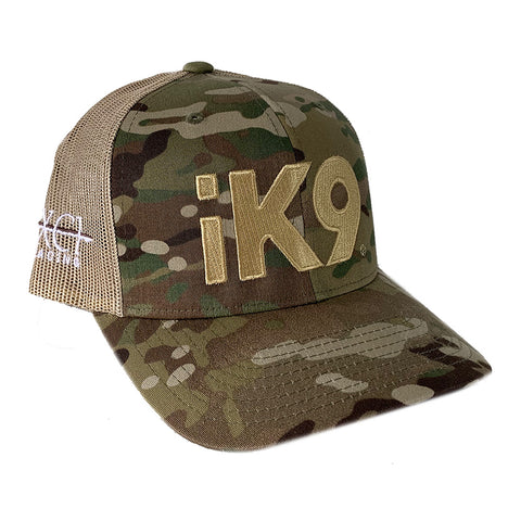 iK9 XCI Racing Flexfit Snapback Hat
