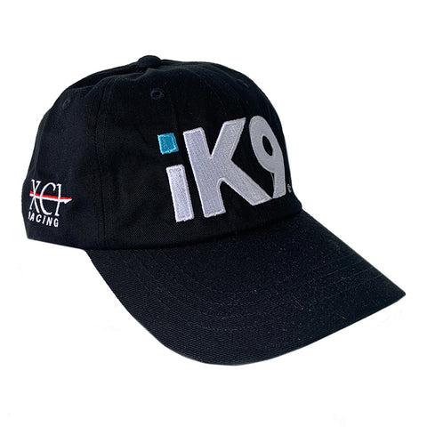 iK9 XCI Racing Flexfit Hat with Adjustable Buckle