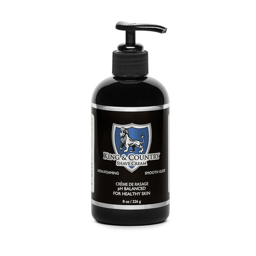 Shave & Beard Softening Cream 8oz